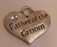 Personalised Father Of The Groom Christmas Tree Decorations - Elegance Style